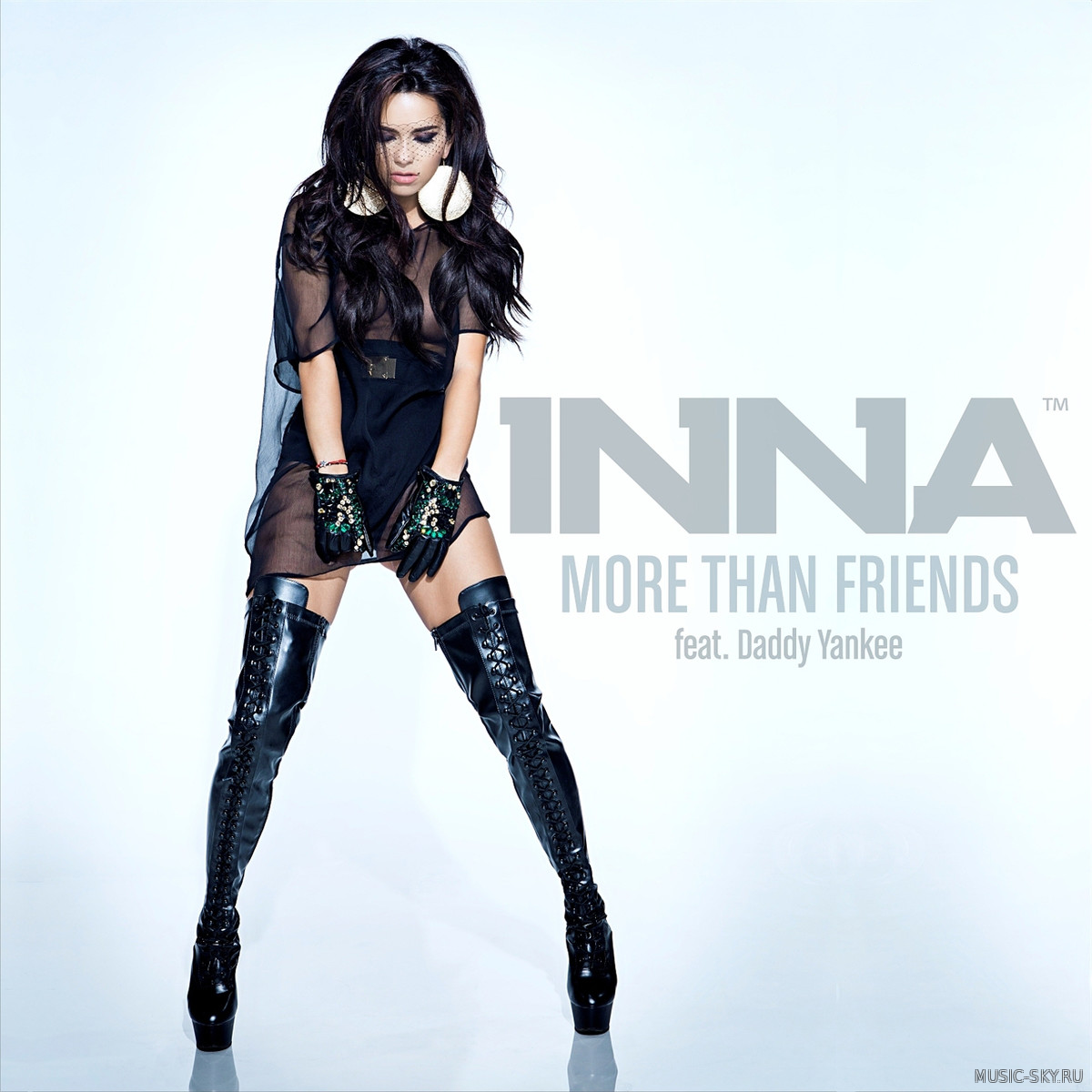 Inna feat. Daddy Yankee — More Than Friend