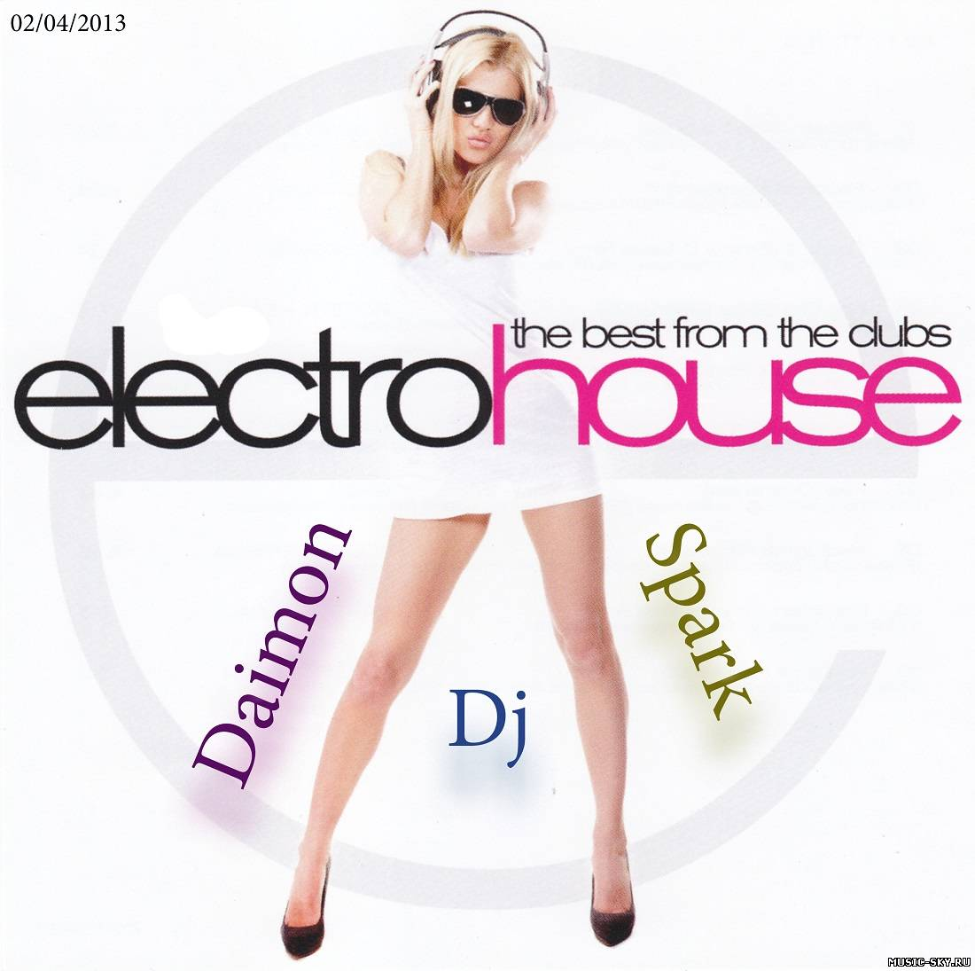 Dj Daimon Spark — New Year 2013 (Electro House Mix)