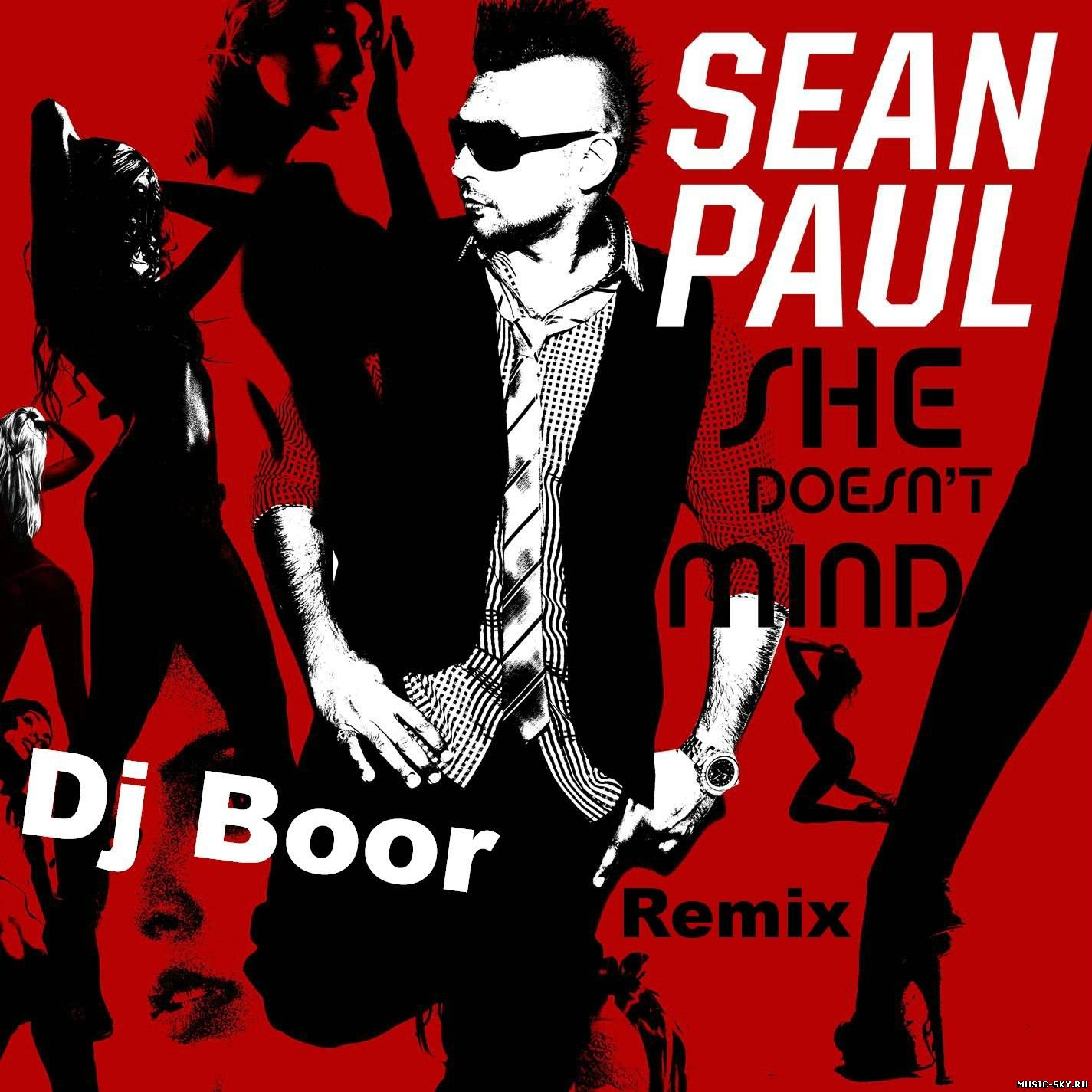 Sean Paul - She doesnt mind (Dj Boor Remix)