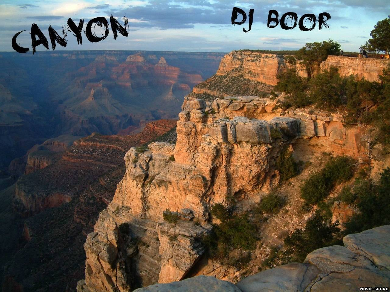 Dj Boor - Canyon (Radio Edit)