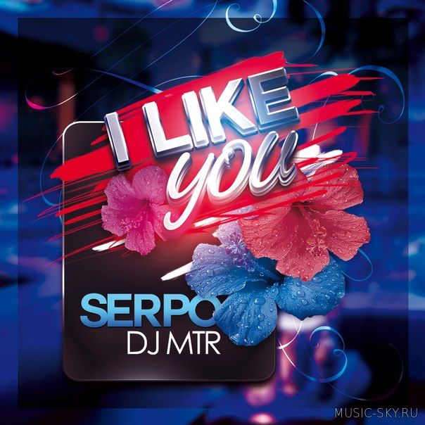 SERPO & DJ MTR — I like you