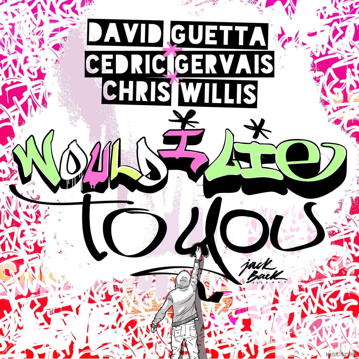 David Guetta & Cedric Gervais & Chris Willis – Would I Lie To You (Radio Edit)