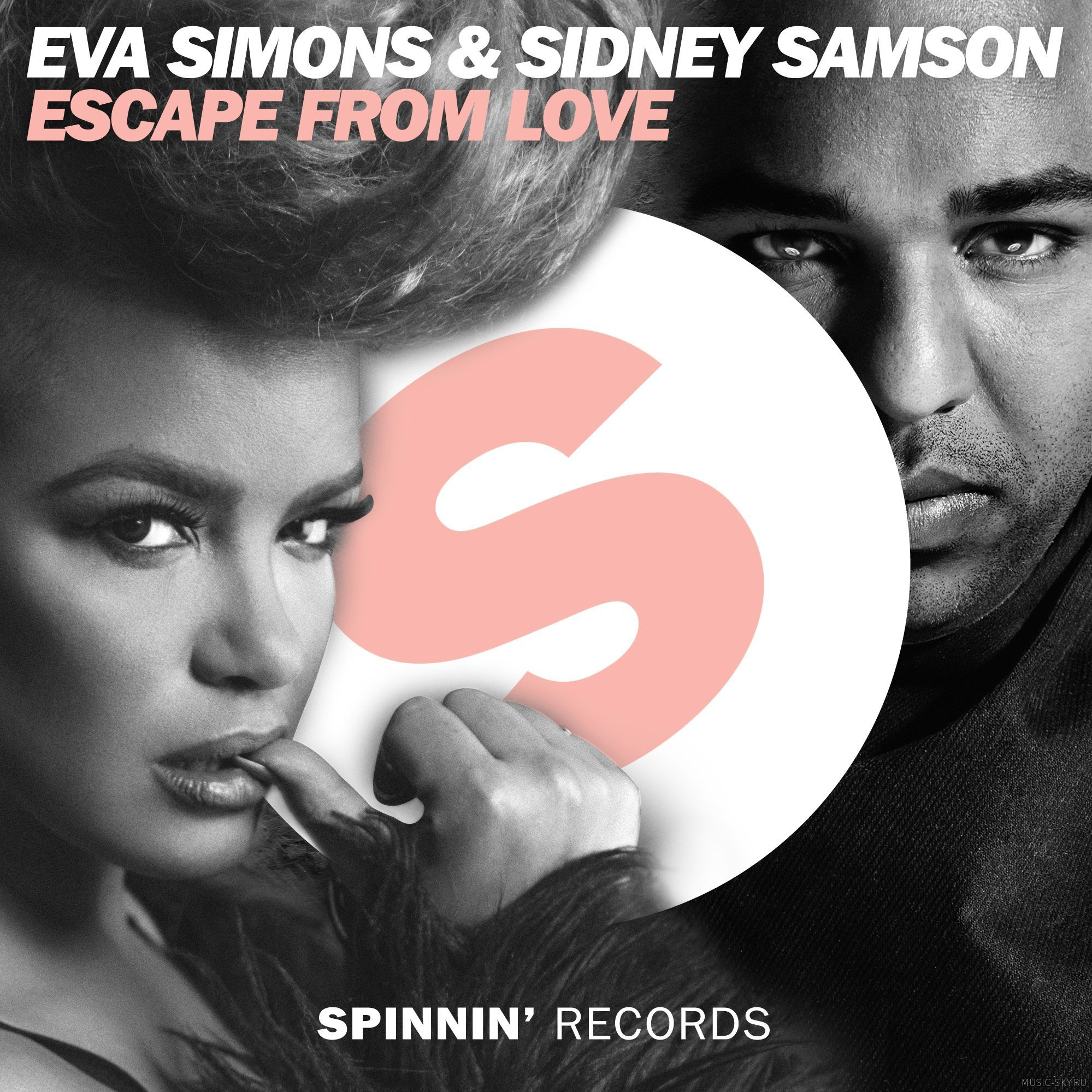 Sidney Samson & Eva Simons — Escape From Love (Original Mix)