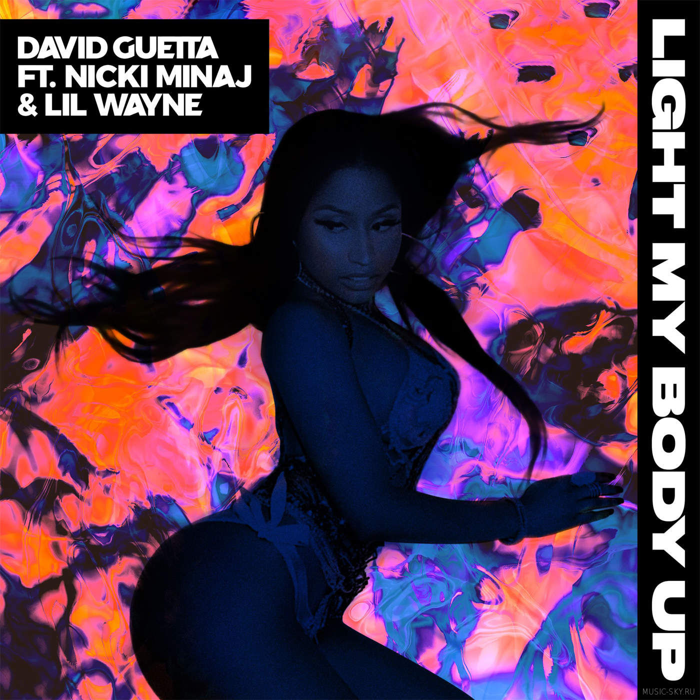 David Guetta - Light My Body Up (feat. Nicki Minaj & Lil Wayne)